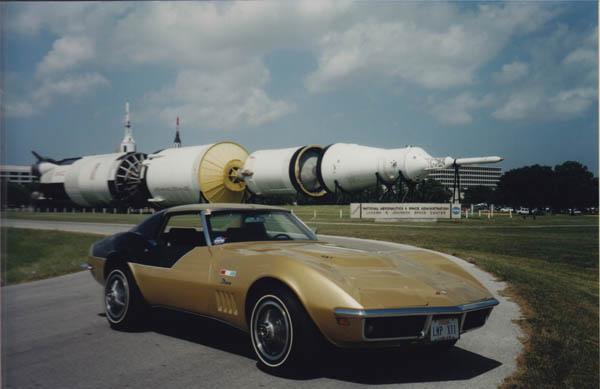 Corvettes Of Dallas >> Vette Vues Magazine Blog: Alan L. Bean's 1969 Chevrolet