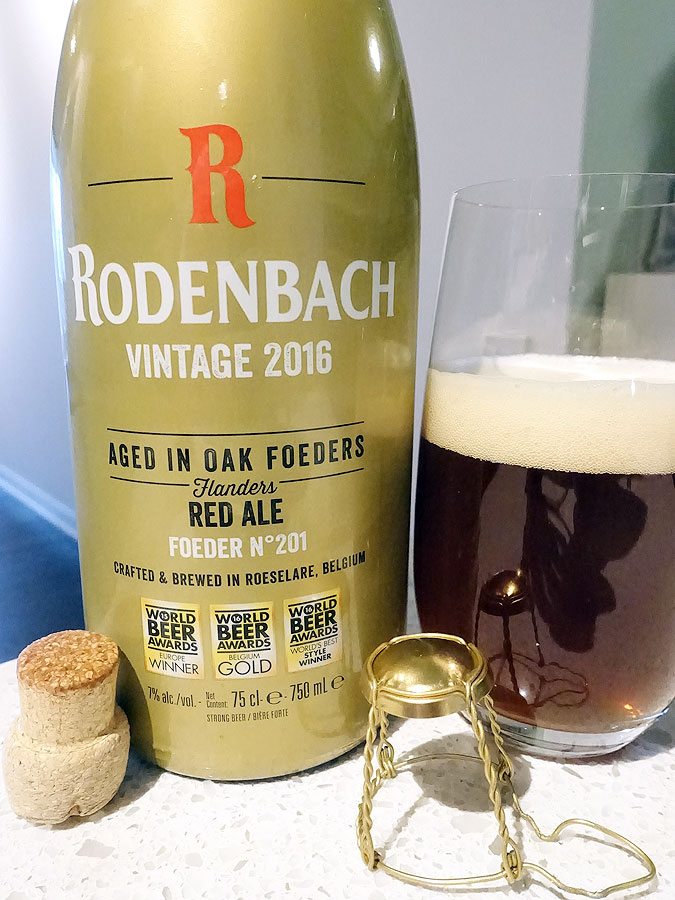 Rodenbach Vintage 2016