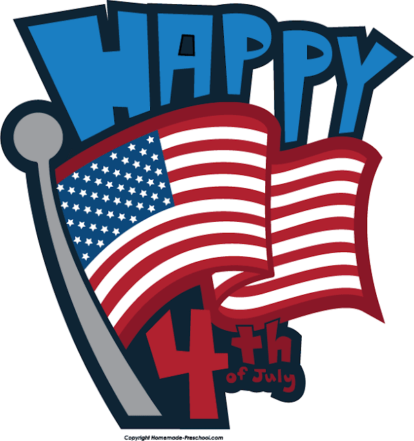 4th of July Cliparts Images 2017 |  Happy 4th of July Cliparts