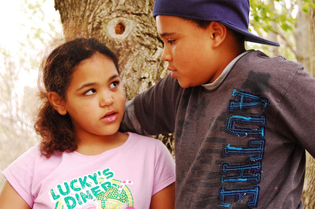 siblings raising siblings article