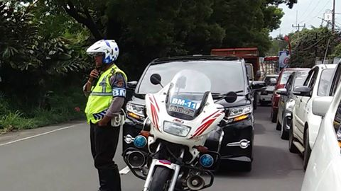 Pemilik Akun Facebook Ihsan Amaludin: Diancam Polisi di Jalan Raya Cpanas Puncak