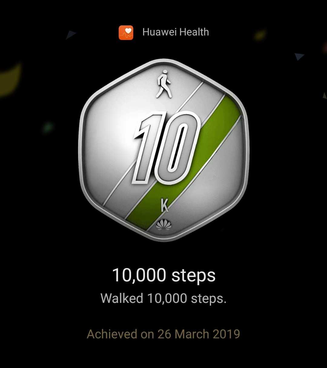 On the Road Again : Huawei Health