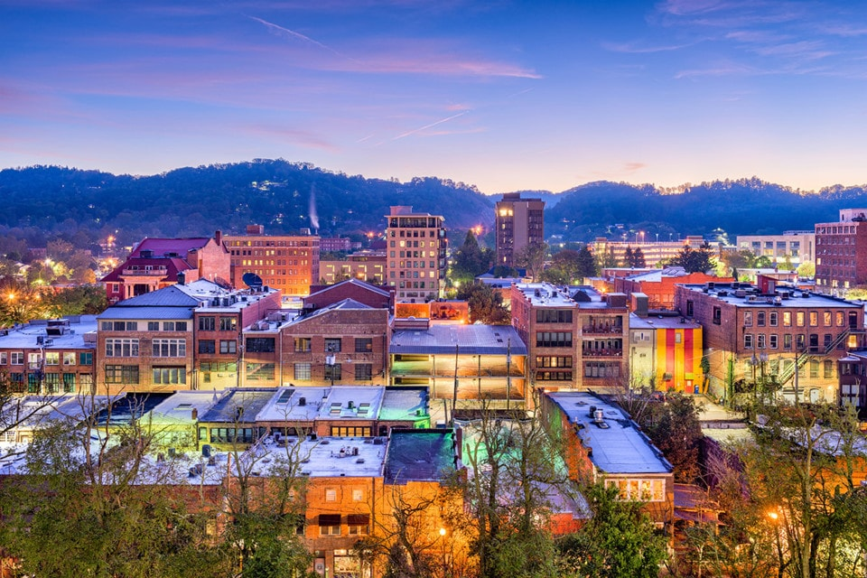 Nước Mỹ thơ mộng qua những thành phố nhỏ bình yên -3