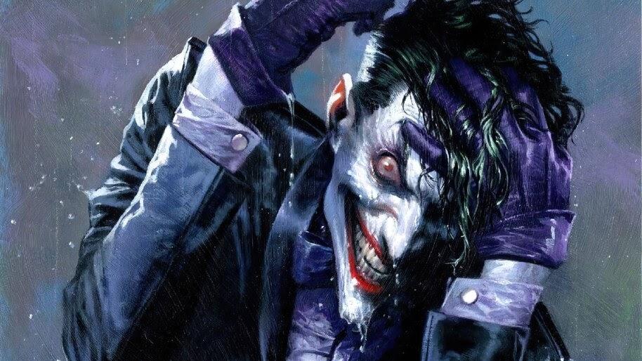 Joker, Smile, DC, Supervillain, 4K, #6.1169