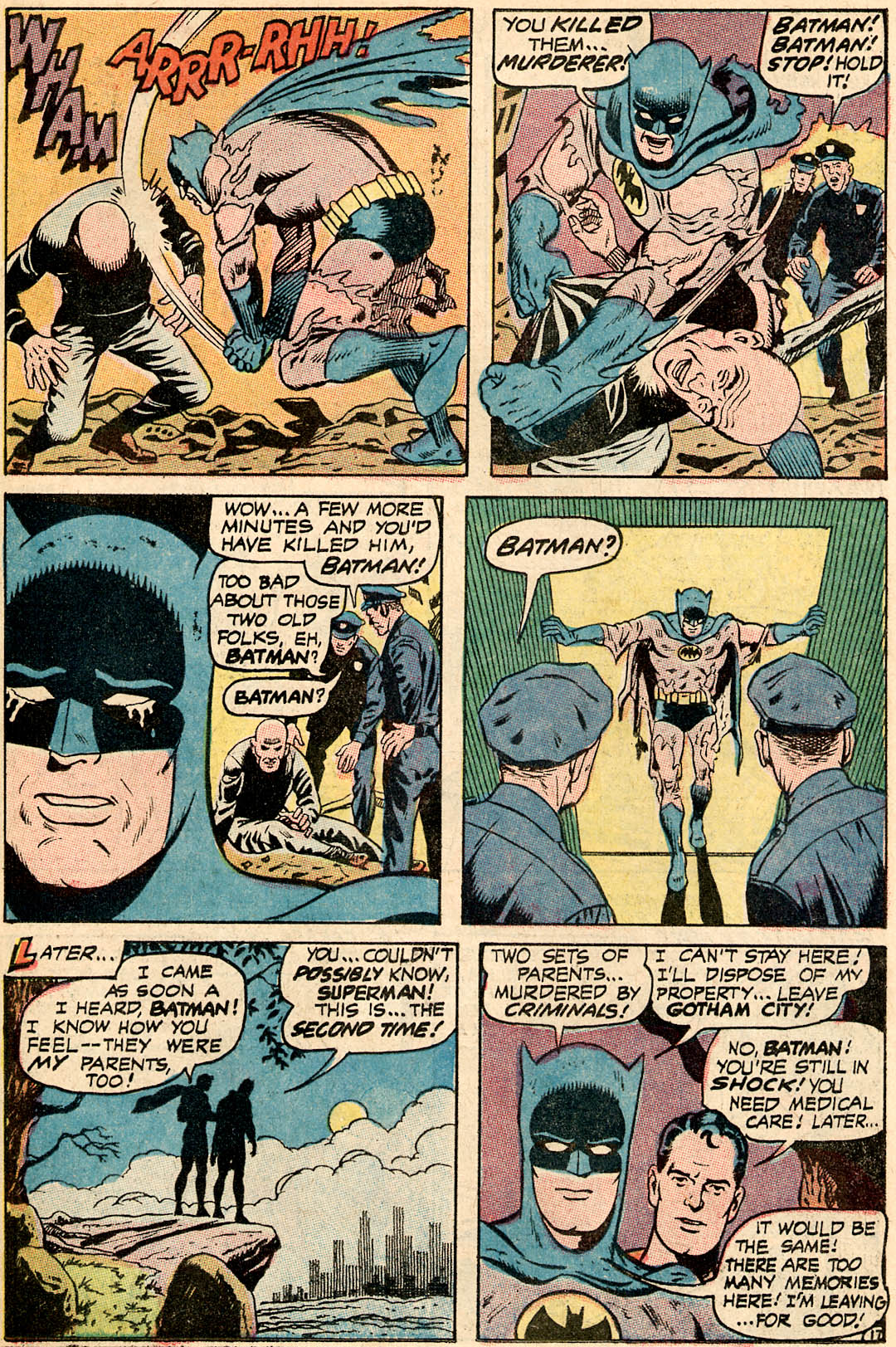 Read online World's Finest Comics comic -  Issue #172 - 23