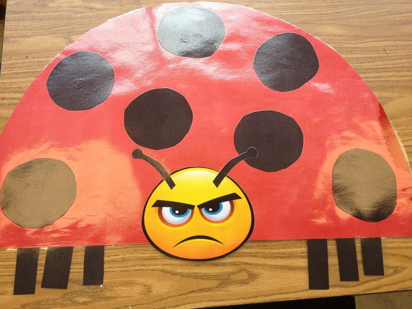 Ms Sepp S Counselor Corner The Grouchy Ladybug