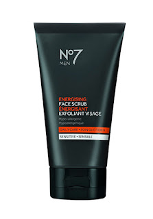 No7 Men Energising Face Scrub ($14.00 x 150 ml)