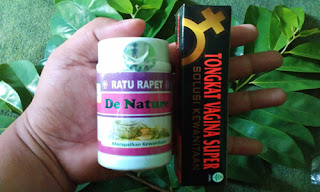 Image Ramuan kapsul Ratu rapet asli top
