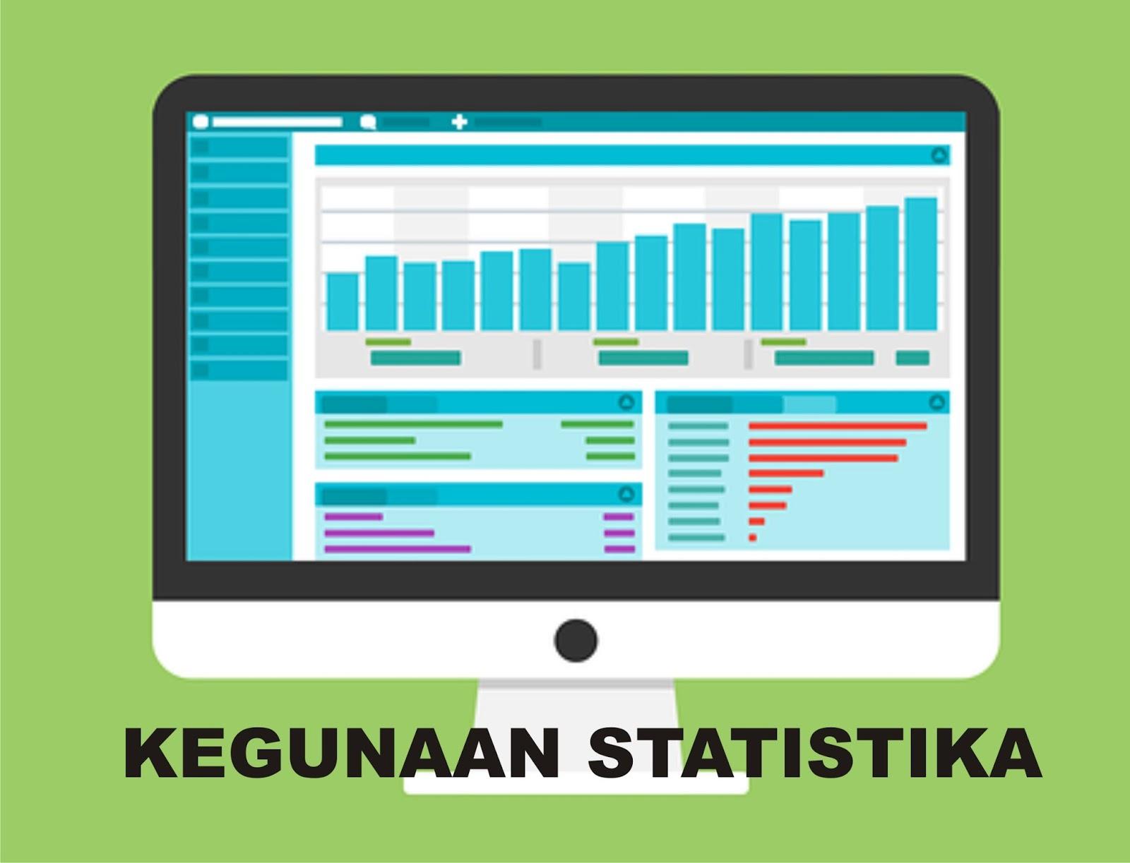 Peranan Atau Kegunaan Statistik Dalam Penelitian Statistika Pendidikan