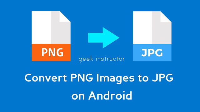 Convert PNG images to JPG on Android