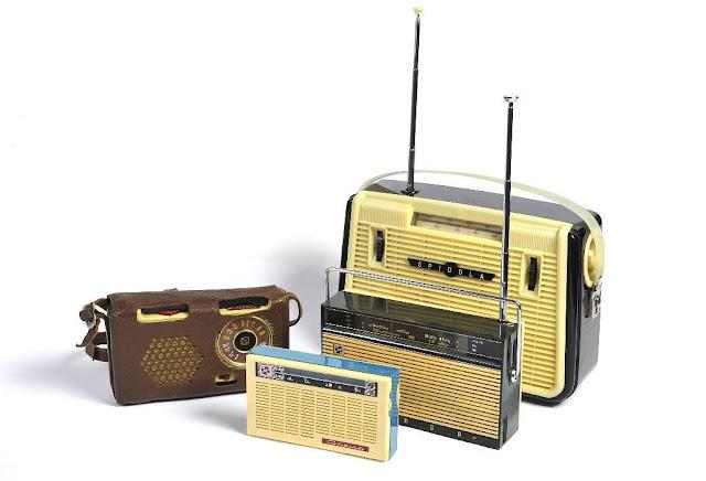 Радиоприёмники Spidola