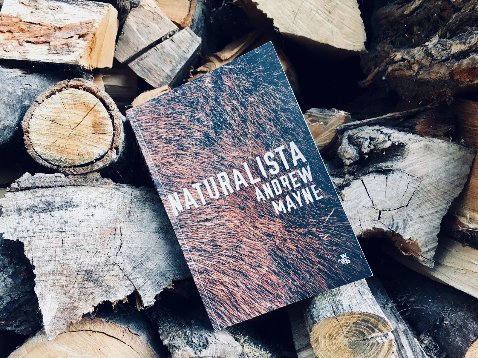 Naturalista – Andrew Mayne. Coś nieoczywistego
