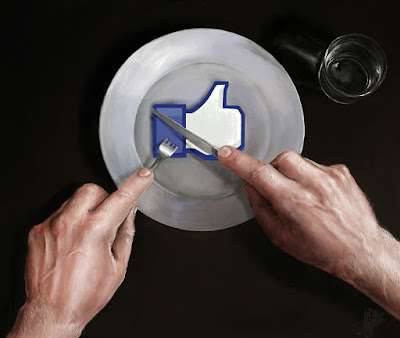 Facebook никогда не накормит вас