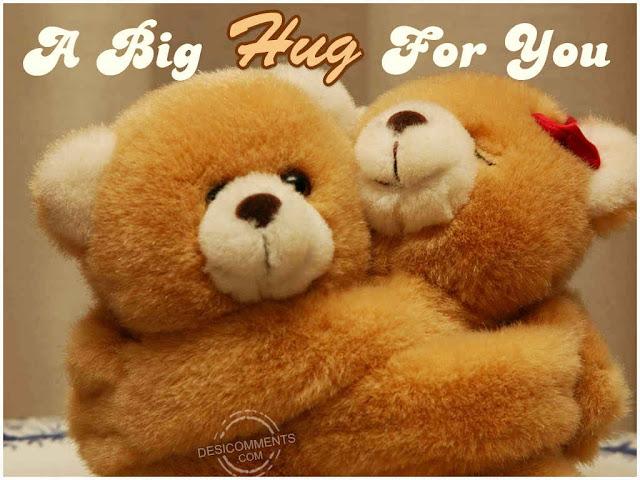 Happy Hug Day SMS 2016
