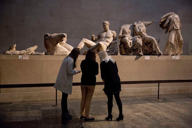 UNESCO Commission calls for solution to the issue of the Parthenon Sculptures
