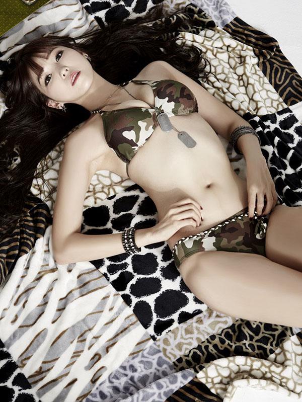 Galeri Foto Model Korea Lee Eun Hye
