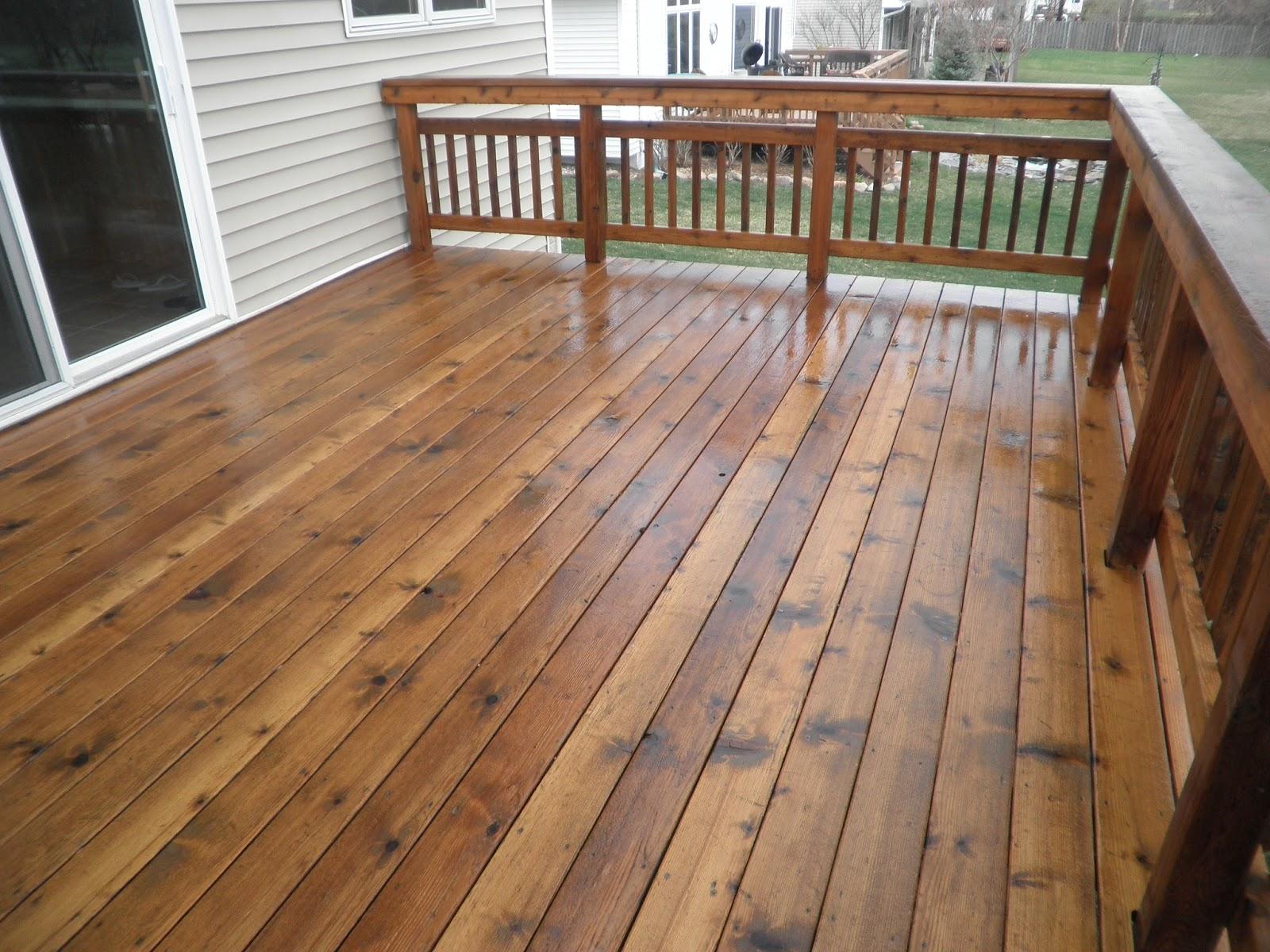 Maze Lumber Decking 101 Stain Vs Paint Vs Seal