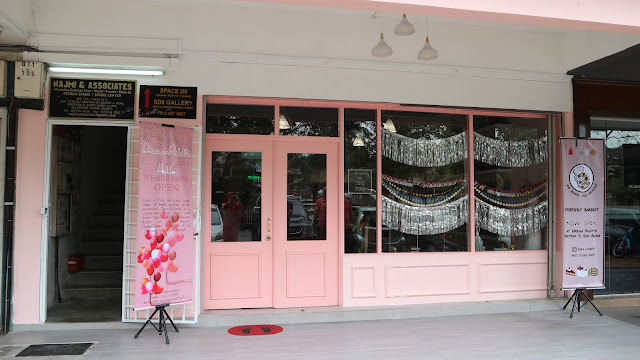 Bake & Munch Di Dream Palette Seksyen 9 Shah Alam