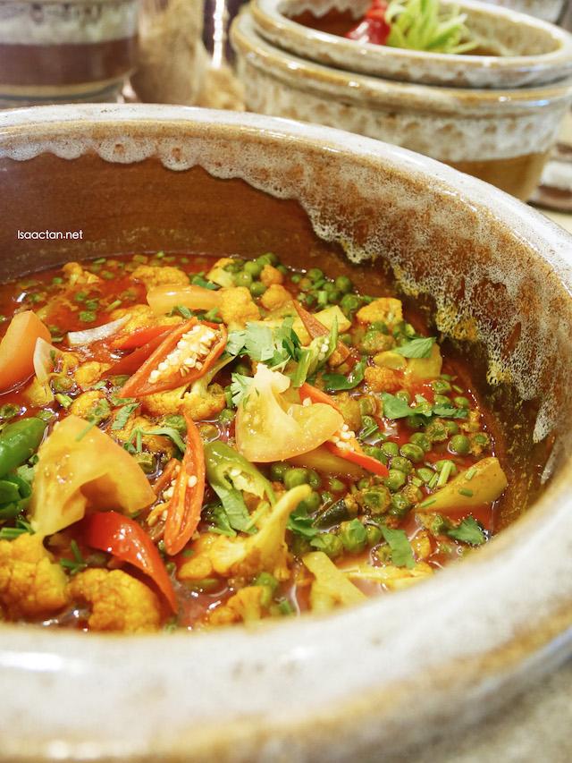 Vegetable Curry (Sri Lanka)