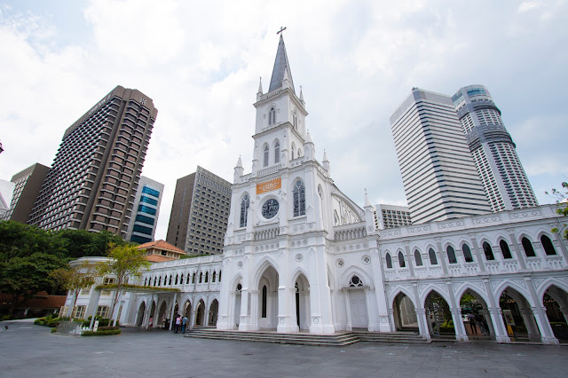 Chijmes-Singapore
