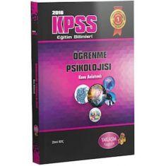 Yaklaşım Kariyer KPSS Öğrenme Psikolojisi Konu Anlatımlı (2016)