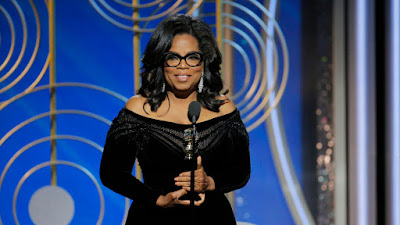 Should Oprah run for President in 2020?