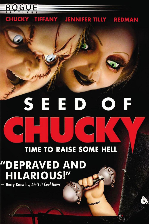 Child's Play 4 Bride of Chucky แค้นฝังหุ่น 4 คู่สวาทวิวาห์สยอง [HD][พากย์ไทย]