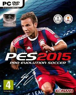 Pro Evolution Soccer 2015 – Atualização v1.03