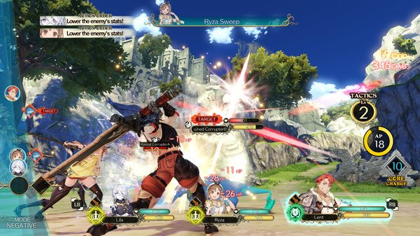 Atelier Ryza: Ever Darkness & the Secret Hideout (2019) PC Full