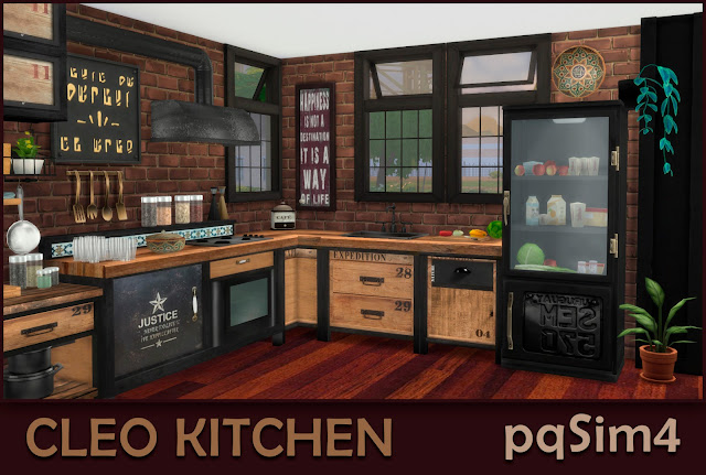 Cleo Kitchen. Detalle 3