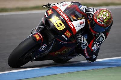 Bautista Pole Hasil Kualifikasi motoGP Silverstone 2012
