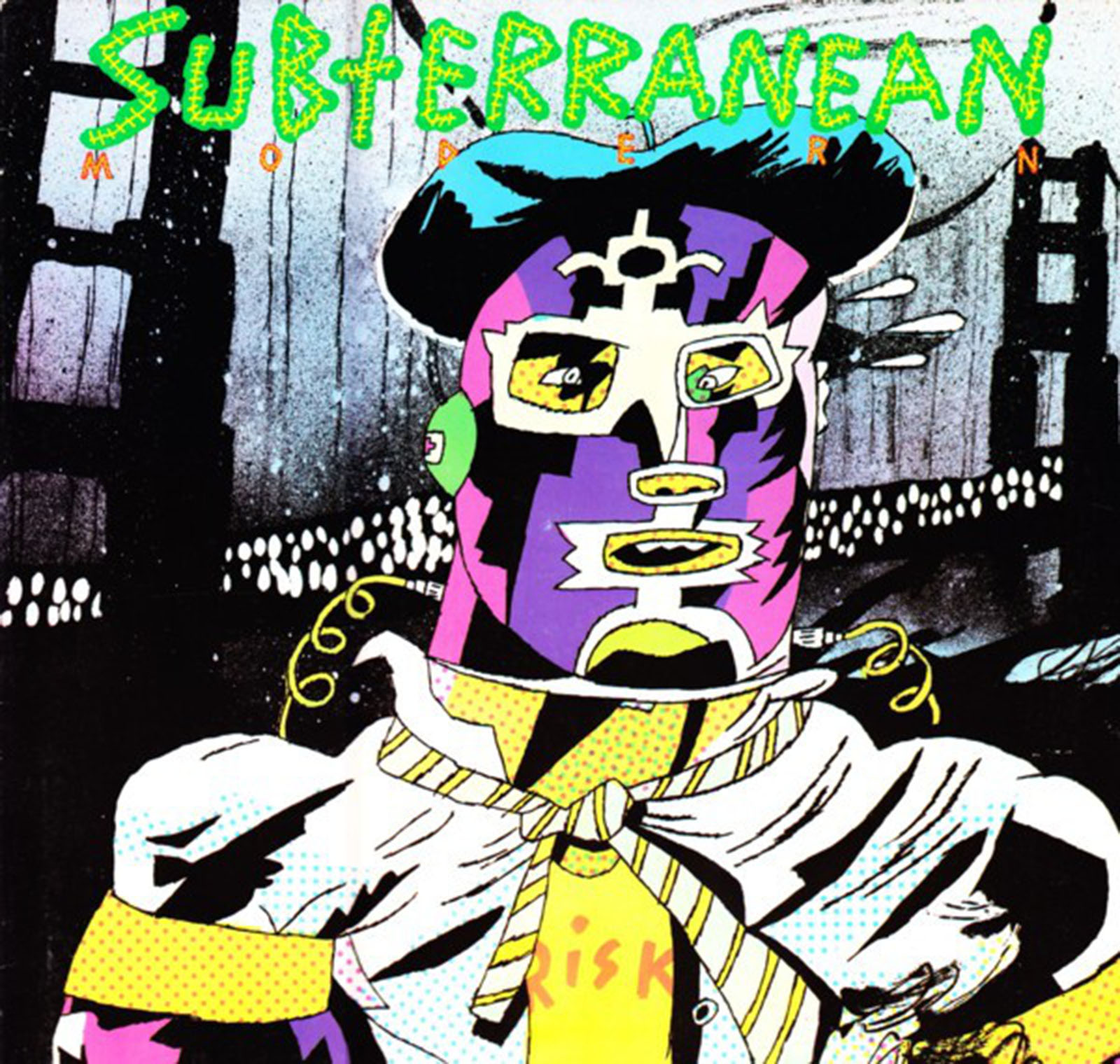 Wet Dreams Various Subterranean Modern Ralph Records An Industrial Jam Made With A Circuit Bent Casio Sk1 Doc Pop Dot Original Release From 1979 Which Has Green Writing On Front Cover And Red Back Comes Official Buy Or Die Innersleeve