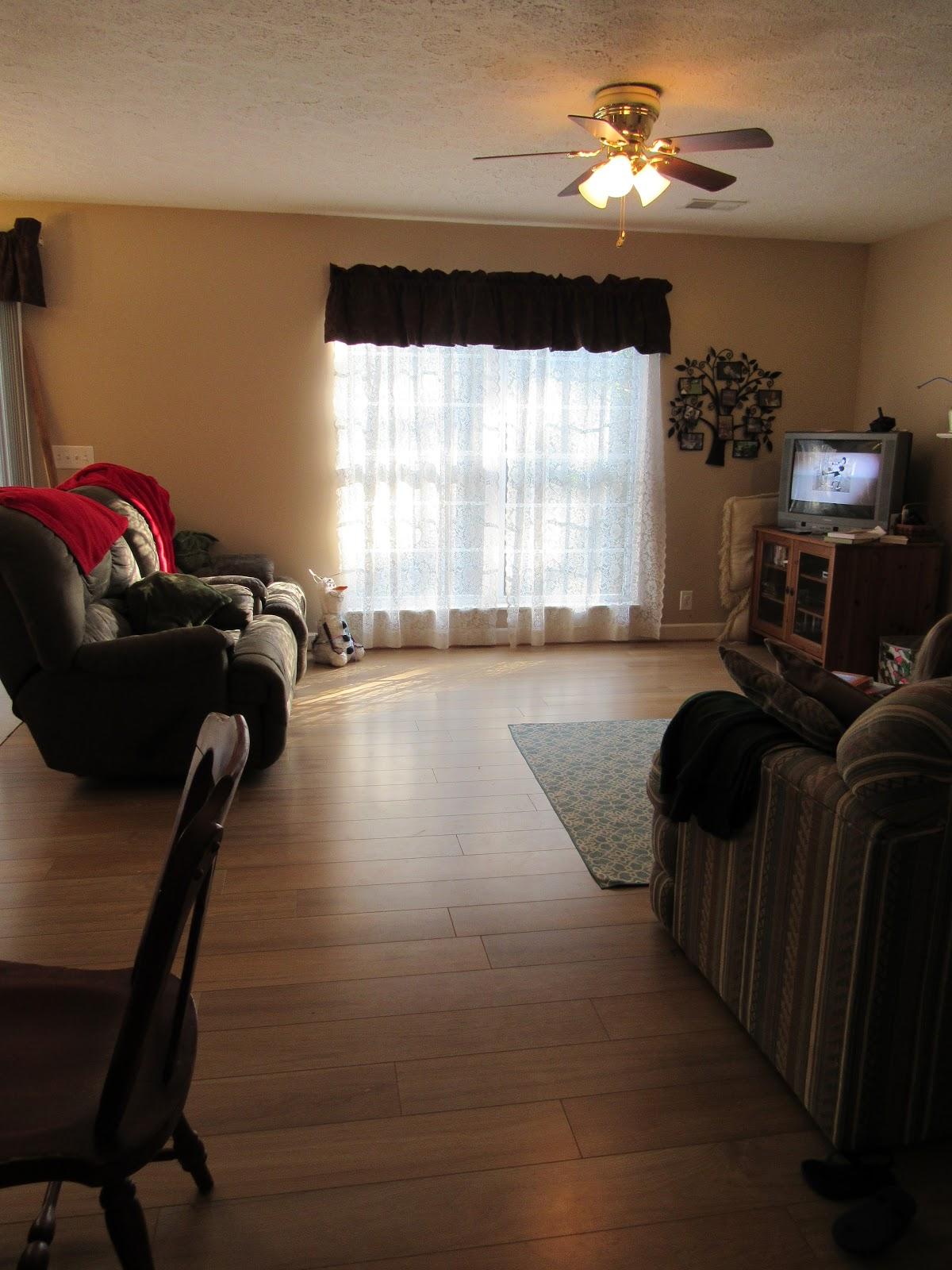 Living Room Motion Detector Open Moni