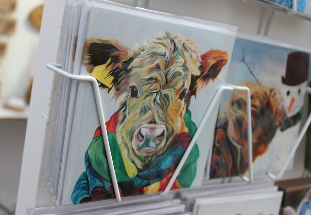 The Handmade Fair 2016 - Lauren's Cows