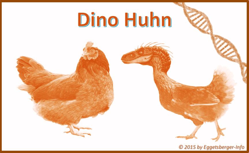 Huhn Dinosaurier