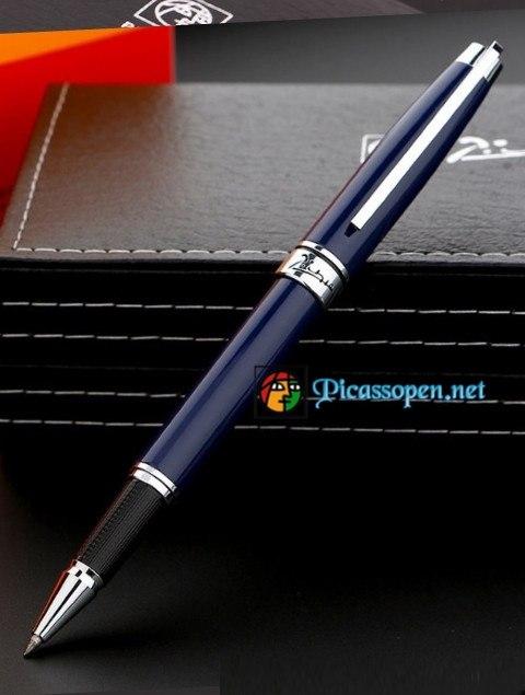 Bút ký cao cấp Picasso 912 màu xanh