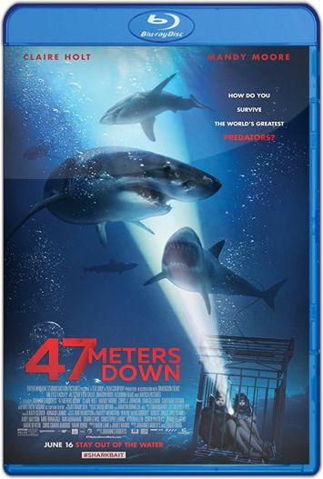 Terror a 47 Metros (2017) HD 1080p y 720p Latino