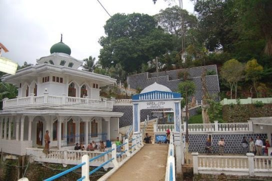 Tempat Ziarah Makam Pamijahan Tasikmalaya