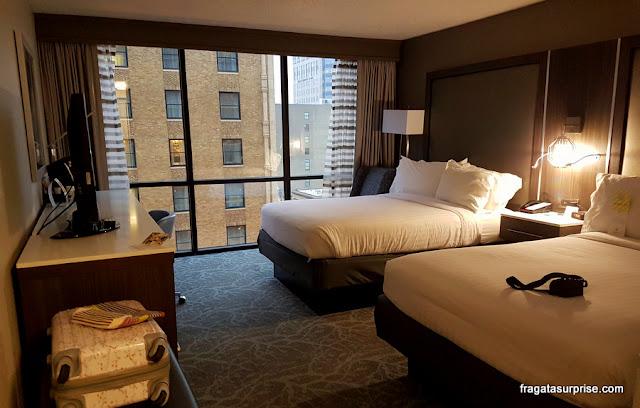 Apartamento do hotel Holiday Inn Memphis Downtown