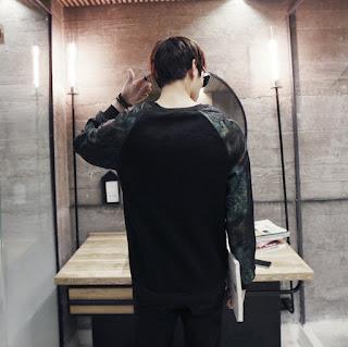 Sweater Pria Model Korea Terbaru Juni 2016