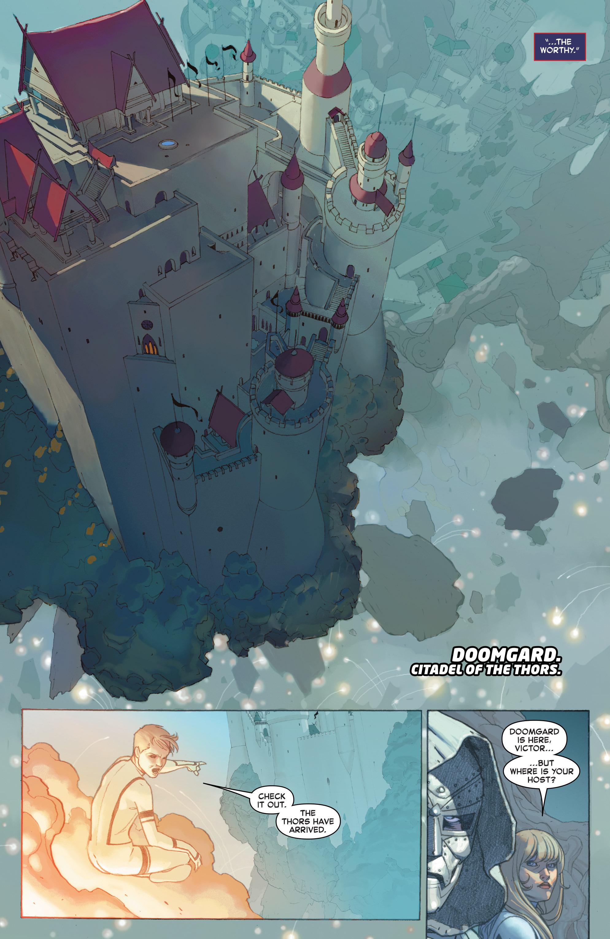 Read online Secret Wars comic -  Issue #7 - 11