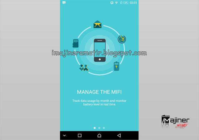 saya pernah menulis ulasan perihal sebuah produk Mifi yaitu  Aplikasi tpMiFi, Mengontrol MiFi dari Smartphone