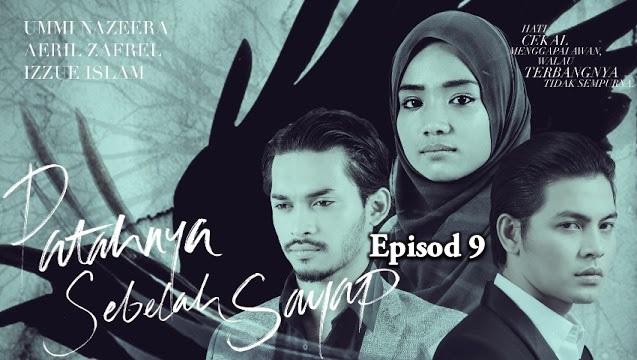 Tonton Online Drama Patahnya Sebelah Sayap Episod 9 (HD)