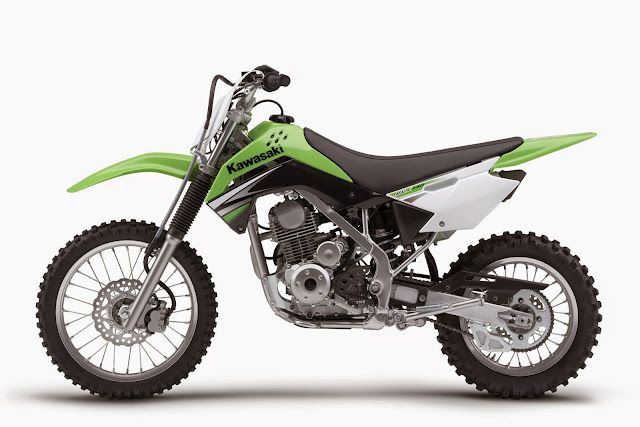 modifiaksi motor trail kawasaki klx 150