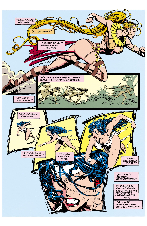 Read online Wonder Woman (1987) comic -  Issue #92 - 22