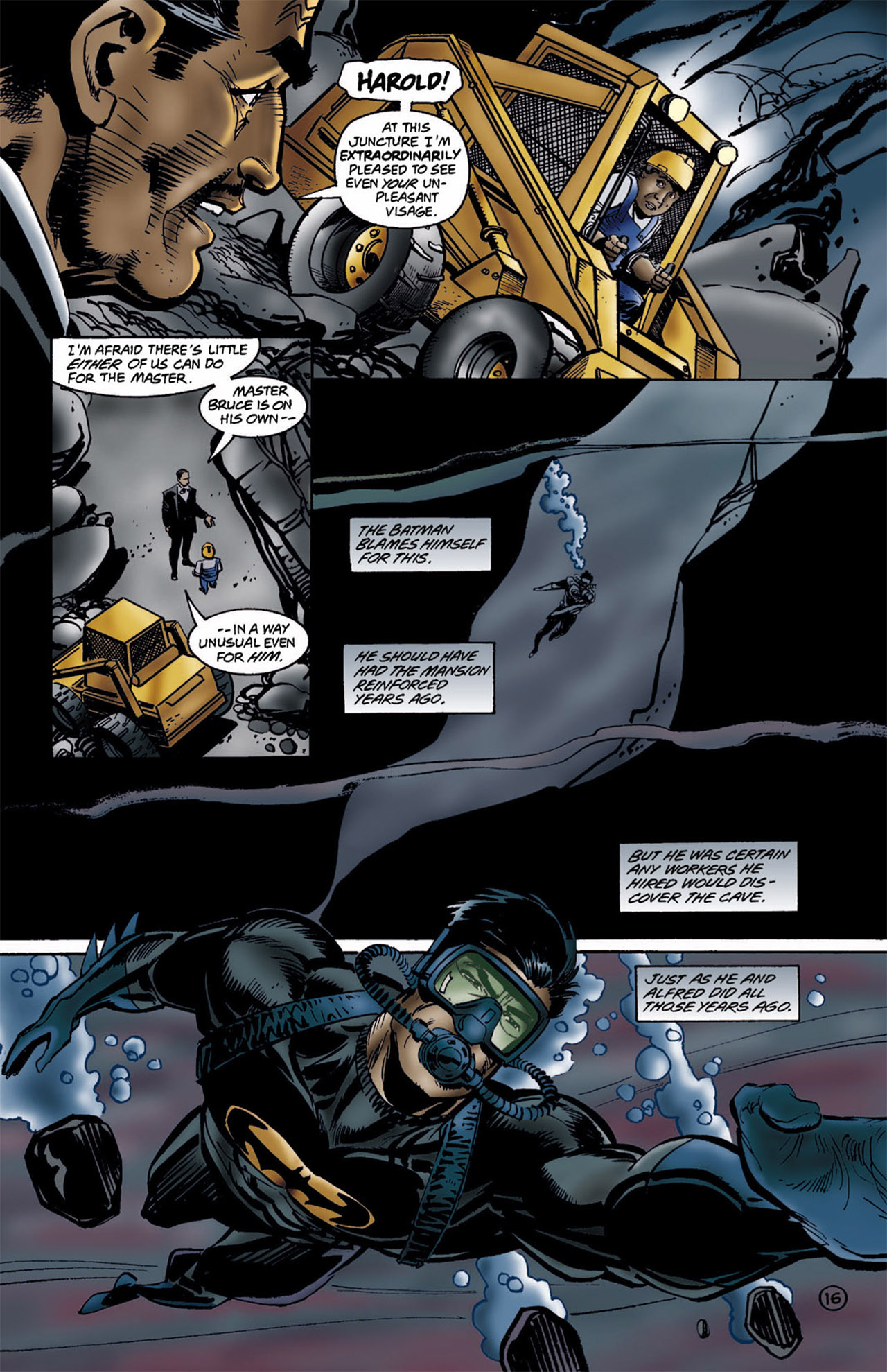 Detective Comics (1937) 720 Page 15