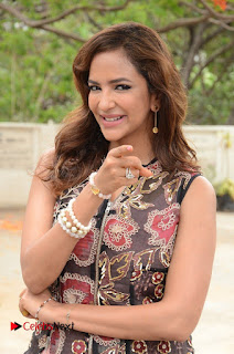 Manchu Lakshmi Prasanna Pictures at Lakshmi Bomb Movie Launch | ~ Bollywood and South Indian Cinema Actress Exclusive Picture Galleries