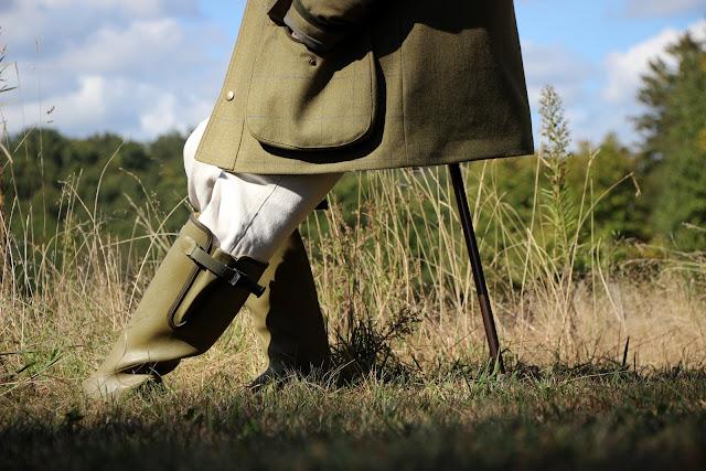 Salt Water New England Tweed Shoot Coat The Cordings Men