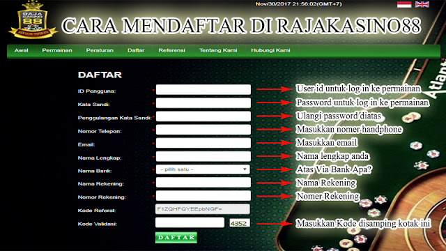 RAJAKASINO SITUS AGEN CASINO ONLINE TERPERCAYA DI INDONESIA  RAJAKASINO SITUS AGEN CASINO ONLINE TERPERCAYA DI INDONESIA 2018