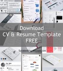 Kumpulan cv dan resume template gratis berikut ini adalah kumpulan template cv dan resume menarik dan simple yang bisa anda dapatkan secara gratis anda unduh template cv yang anda inginkan lalu yelopaper Choice Image